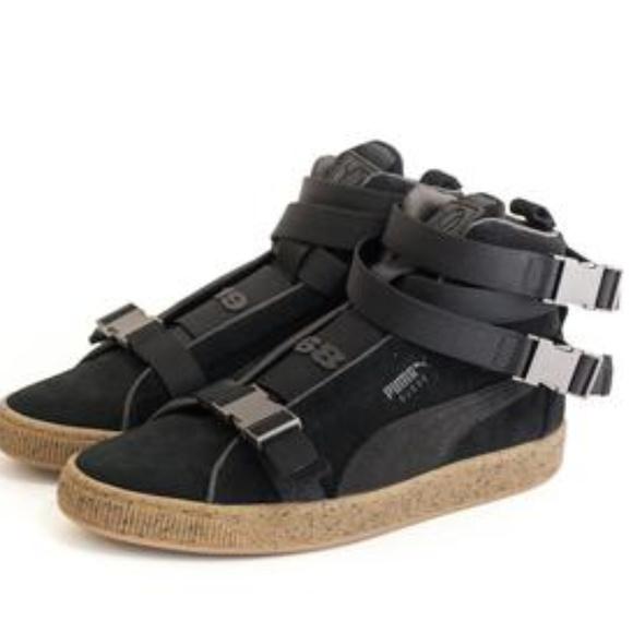 newest 062df f69e5 Puma Shoes | Suede Classic X The Weeknd Hitop 105 | Poshmark